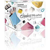 FUJIFILM Instax Mini8 Accessory Kit - Blue, Blue