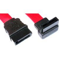 DYNAMODE PCC-SATA100-R Right Angle SATA Data Cable - 1.0 m