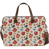 GOJI GFLB13 16 Laptop Bag - Birdhouse