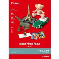 CANON A4 Matte Photo Paper - 50 Sheets