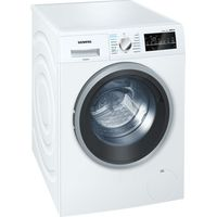 SIEMENS WD15G421GB Washer Dryer - White, White