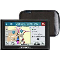 GARMIN Garmin Drive 51LMT-S UK 5 Sat Nav - UK & ROI Maps & Case