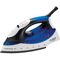 MORPHY RICHARDS Turbosteam 40679 Steam Iron - Blue, Blue