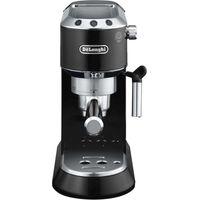 DELONGHI DEDICA EC680BLK Coffee Machine - Black, Black