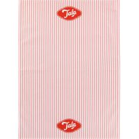 TALA Originals Tea Towel - Pink Candy Stripes, Pink