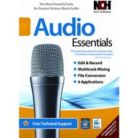 NCH SOFTWARE Audio Essentials