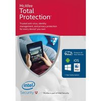 MCAFEE Total Protection Unlimited 2016