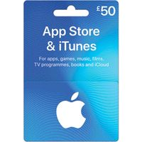 ITUNES 50 iTunes Card