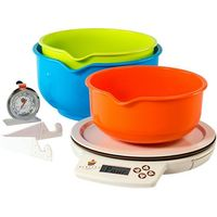 PERFECT BAKE Smart Digital Kitchen Scales
