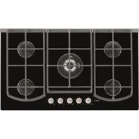 AEG HG995440NB Gas Hob - Black, Black