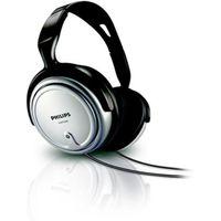 PHILIPS SHP2500 Headphones - Black, Black