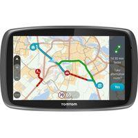 TOMTOM GO Traffic 5100 5 Sat Nav - Worldwide Maps