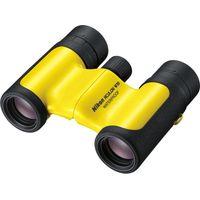 NIKON Aculon W10 8 x 21 mm Binoculars - Yellow, Yellow