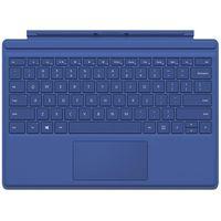 MICROSOFT Surface Pro 4 Typecover - Blue, Blue
