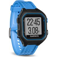 GARMIN Forerunner 25 GPS Running Watch - Blue & Black, Blue