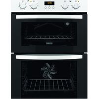 ZANUSSI ZOD35511WK Electric Double Oven - White, White