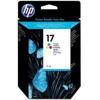 HP 17 Tri-colour Ink Cartridge
