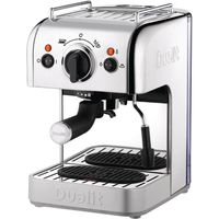 DUALIT D3IN1SS 3-in-1 Coffee Machine Stainless Steel, Stainless Steel
