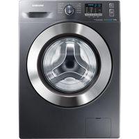 SAMSUNG ecobubble WF80F5E2W4X Washing Machine - Graphite, Graphite