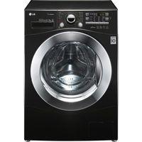 LG FH4A8FDH8N Washer Dryer Black, Black