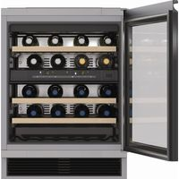 MIELE KWT6321 UG Wine Cooler - Black, Black