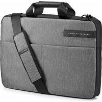 HP Signature Slim 15.6 Laptop Case - Grey, Grey