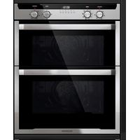 KENWOOD KD1701SS Electric Built-under Double Oven - Stainless Steel, Stainless Steel