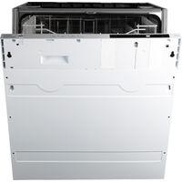 ESSENTIALS CID60W12 Full-size Integrated Dishwasher