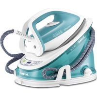 TEFAL Effectis GV6720 Steam Generator Iron - Blue and White, Blue