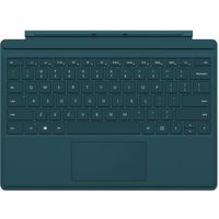 MICROSOFT Surface Pro 4 Typecover - Teal, Teal