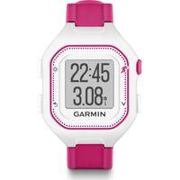GARMIN Forerunner 25 GPS Running Watch - Small, Pink & White, Pink