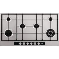 AEG HG956440SM Gas Hob Stainless Steel, Stainless Steel