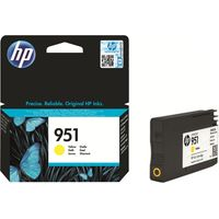 HP 951 Yellow Ink Cartridge, Yellow