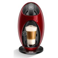 DELONGHI Dolce Gusto Jovia EDG250.R Hot Drinks Machine - Red, Red
