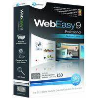 AVANQUEST WebEasy Professional 9 Platinum Edition