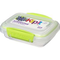 SISTEMA Klip It Accents 200 ml Rectangular Box