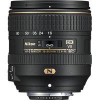 NIKON AF-S DX NIKKOR 16-80 mm f/2.8-4E ED VR Zoom Lens