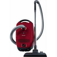 MIELE Classic C1 Junior PowerLine Cylinder Vacuum Cleaner - Red, Red