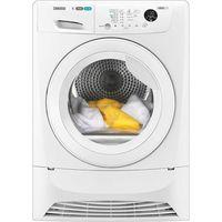 ZANUSSI ZDC8203WR Condenser Tumble Dryer - White, White