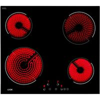 5017416489232 | LOGIK LCHOBTC14 Electric Ceramic Hob   Black  Black Store
