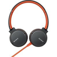 SONY MDR-ZX660AP Headphones - Orange, Orange