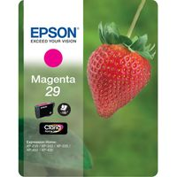 EPSON Strawberry 29 Magenta Ink Cartridge, Magenta
