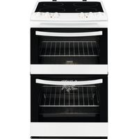 ZANUSSI ZCV46000WA 55 cm Electric Cooker - White, White