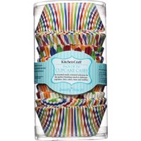 SWEETLY DOES IT Assorted Kaleidoscope Cupcake Cases - Pack of 250
