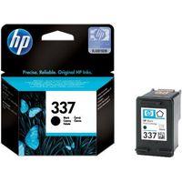 HP 337 Black Ink Cartridge, Black