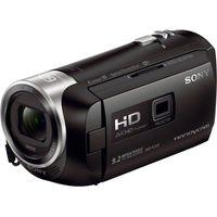 SONY HDR-PJ410B Full HD Camcorder - Black, Black