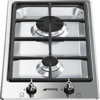 Smeg PGF32G gas hobs  in Stainless Steel
