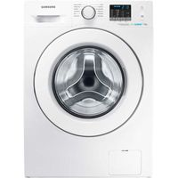 SAMSUNG ecobubble WF70F5E0W2W Washing Machine - White, White
