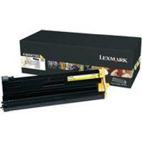 Lexmark - yellow - original - printer imaging unit - LCCP