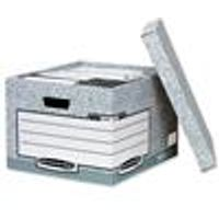 Bankers Box by Fellowes System Large Storage [Pack 10] - 01810-FF